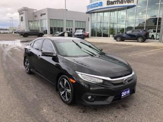 Used 2016 Honda Civic TOURING **B-STOCK WONT LAST LONG** for sale in Ottawa, ON