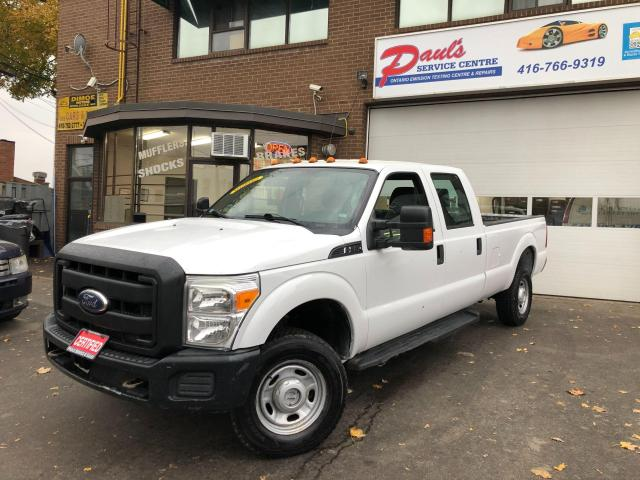 2011 Ford F-350 XL-LONG BOX-4 DOOR-*CERTIFIED*