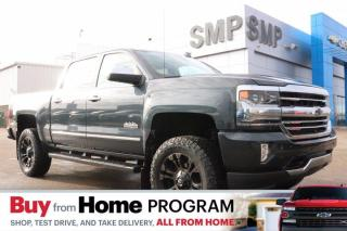 Used 2017 Chevrolet Silverado 1500 High Country - Leather, Sunroof, Nav, Lift Kit, Fuel Wheels for sale in Saskatoon, SK