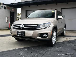 Used 2016 Volkswagen Tiguan Comfortline 2.0T 6sp at w/Tip 4M for sale in Richmond, BC