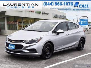 Used 2017 Chevrolet Cruze LT!!  HEATED SEATS!!  BACKUP CAM!! for sale in Sudbury, ON
