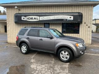 Used 2010 Ford Escape XLT for sale in Mount Brydges, ON