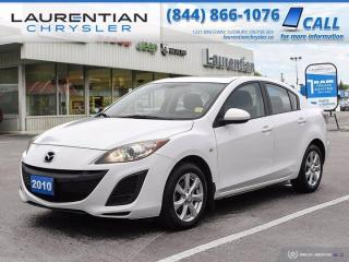 Used 2010 Mazda MAZDA3 GS!!  COMPACT!!  SPORTY!! for sale in Sudbury, ON