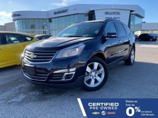 Used 2015 Chevrolet Traverse LTZ AWD | Heated/Cooled Seats | Bose Audio for sale in Winnipeg, MB