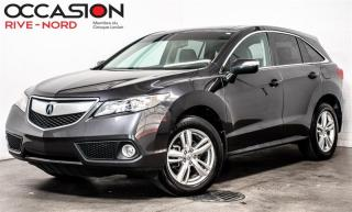 Used 2015 Acura RDX Premium CUIR+TOIT.OUVRANT+CAM.RECUL for sale in Boisbriand, QC