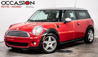Used 2009 MINI Cooper Clubman Automatique-Garantie 1 AN for sale in Boisbriand, QC