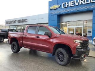 New 2021 Chevrolet Silverado 1500 LT Trail Boss for sale in Listowel, ON