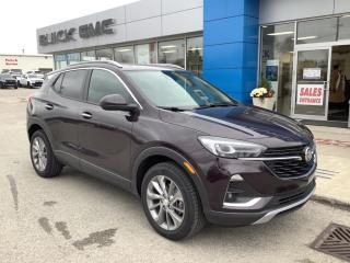 New 2020 Buick Encore GX Essence for sale in Listowel, ON