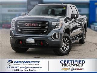 Used 2019 GMC Sierra 1500 AT4 for sale in London, ON