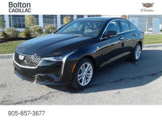 New 2021 Cadillac CTS Luxury -  1SB Package - $302 B/W for sale in Bolton, ON