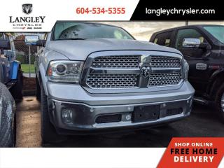 Used 2016 RAM 1500 Laramie  Tonneau / Locally Driven / Navi / Backup for sale in Surrey, BC