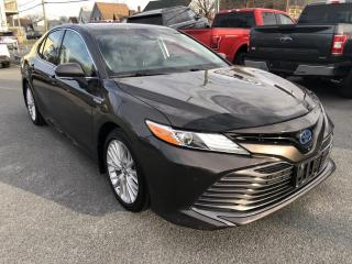 Used 2018 Toyota Camry Hybrid for sale in Cornwall, ON