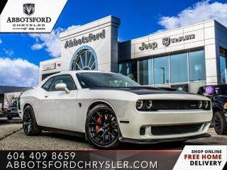 Used 2016 Dodge Challenger SRT Hellcat  - $497 B/W for sale in Abbotsford, BC
