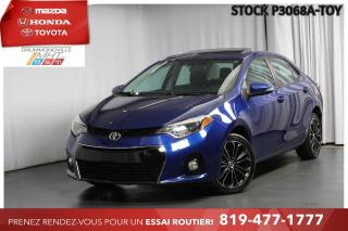 Used 2014 Toyota Corolla SPORT| CUIR| SIÈGE ÉLECTRIQUE for sale in Drummondville, QC