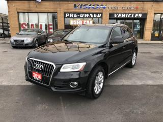 Used 2014 Audi Q5 quattro 4dr 3.0L Technik-NAVIGATION-PANO ROOF for sale in North York, ON