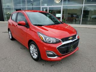 Used 2019 Chevrolet Spark 1LT CVT Apple CarPlay, Android Auto, Hatchback! for sale in Ingersoll, ON