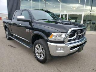 Used 2018 RAM 2500 Longhorn Limited, NAV, Sunroof, Running Boards! for sale in Ingersoll, ON