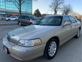 Used 2009 Lincoln Town Car for sale in North York, ON