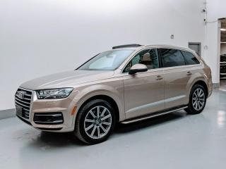 Used 2018 Audi Q7 TEHNIK/DRIVER ASSISTANCE PLUS/LUXURY PKG! for sale in Toronto, ON