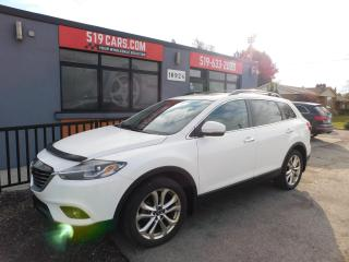 Used 2013 Mazda CX-9 GT | Leather | Sunroof | NAV for sale in St. Thomas, ON