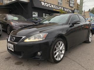 Used 2012 Lexus IS 250 4DR SDN AUTO AWD for sale in Scarborough, ON