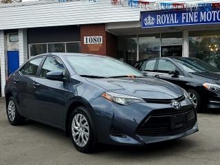 Used 2017 Toyota Corolla 4dr Sdn CVT LE ECO for sale in Toronto, ON