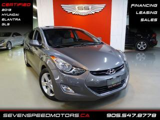 Used 2013 Hyundai Elantra GLS | ACCIDENT FREE | FINANCE @ 4.65% for sale in Oakville, ON