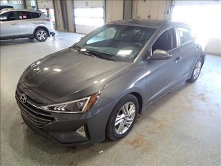 Used 2019 Hyundai Elantra Preferred for sale in Steinbach, MB