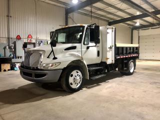 Used 2015 International DuraStar DUMP TRUCK for sale in Brantford, ON