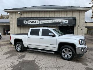 Used 2016 GMC Sierra 1500 SLT for sale in Mount Brydges, ON