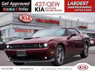 Used 2019 Dodge Challenger GT for sale in Etobicoke, ON