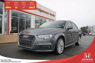 New 2017 Audi A3 e-tron Progressiv for sale in Bridgewater, NS