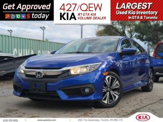 Used 2016 Honda Civic EX-T for sale in Etobicoke, ON