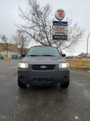 Used 2005 Ford Escape XLS for sale in Calgary, AB
