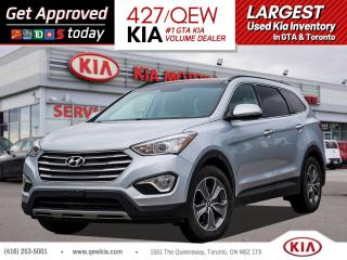 Used 2015 Hyundai Santa Fe XL Luxury for sale in Etobicoke, ON