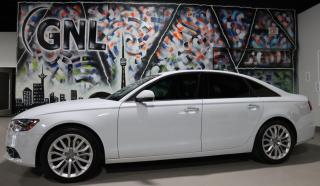 Used 2015 Audi A6 3.0T Technik for sale in Concord, ON
