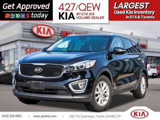 Used 2018 Kia Sorento LX Turbo for sale in Etobicoke, ON