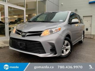 Used 2018 Toyota Sienna LE for sale in Edmonton, AB