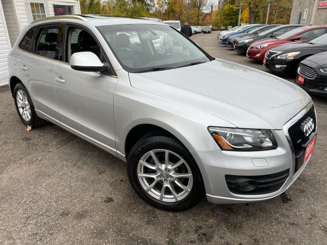2011 Audi Q5 3.2L Premium/AWD/LEATHER/ROOF/ALLOYS/LOADED