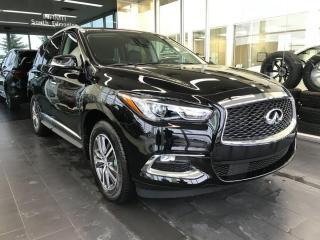 New 2020 Infiniti QX60 Essential for sale in Edmonton, AB
