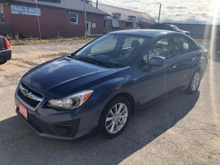 Used 2013 Subaru Impreza 2.0i w/Touring Pkg for sale in Bradford, ON
