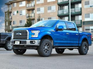 Used 2015 Ford F-150 XLT 4X4 for sale in Red Deer, AB