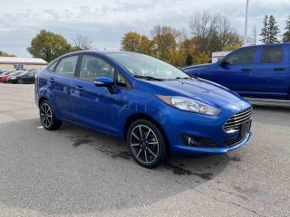 Used 2019 Ford Fiesta SE 4dr FWD Sedan for sale in Brantford, ON
