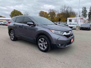 Used 2018 Honda CR-V EX 4dr AWD Sport Utility for sale in Brantford, ON