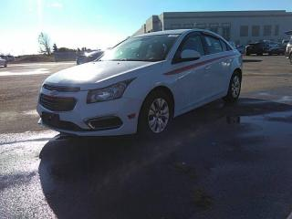 Used 2016 Chevrolet Cruze LT for sale in Tilbury, ON