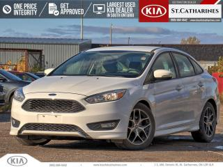Used 2015 Ford Focus SE | Backup Cam | Cruise | Bluetooth for sale in St Catharines, ON