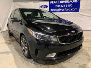 Used 2017 Kia Forte EX for sale in Peace River, AB