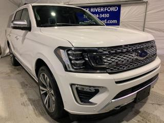 New 2020 Ford Expedition Platinum Max for sale in Peace River, AB