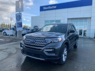 Used 2020 Ford Explorer LTD NAV/7PASS/LEATHER/PANOROOF/HEATEDSEATS/BACKUPCAM for sale in Edmonton, AB