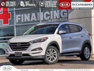 Used 2016 Hyundai Tucson Premium | Blindspot Alert | Backup Cam | Alloy for sale in St Catharines, ON